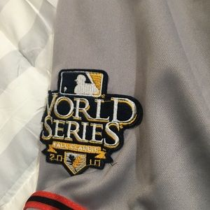 Tops - Authentic 2010 World Series Sf Giants Jersey